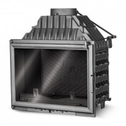 Șemineu KAWMET W11-18 kW cu schimbător de căldură
