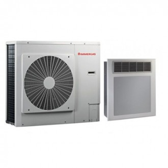 Pompă de căldură 6 kW ERP Immergas Audax Top