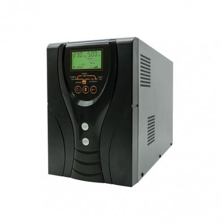 UPS SilverCloud 850VA cu ecran LCD