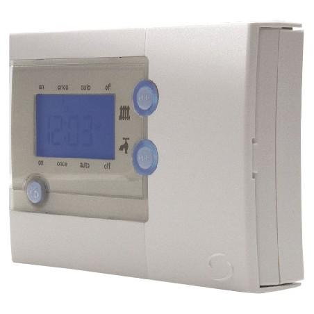 Termostat saptaminal SALUS 2 canale(incalzire+apa) EP 200