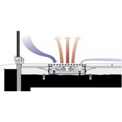 Ventiloconvectoare ingropate Stilltech-VCV