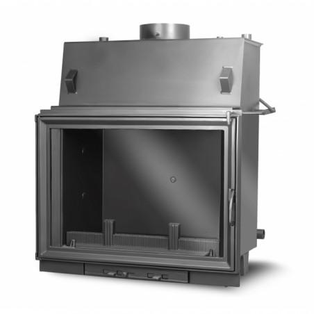 Șemineu KAWMET W7-25,3 kW cu schimbător de căldură