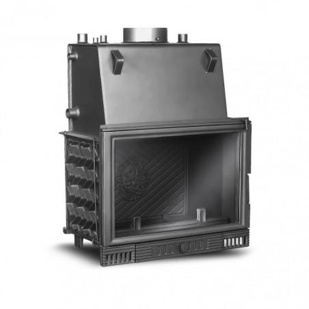 Șemineu KAWMET W1-18,7 kW cu schimbător de căldură