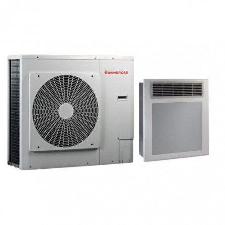 Тепловой насос 21 кВт ERP Immergas Audax Top