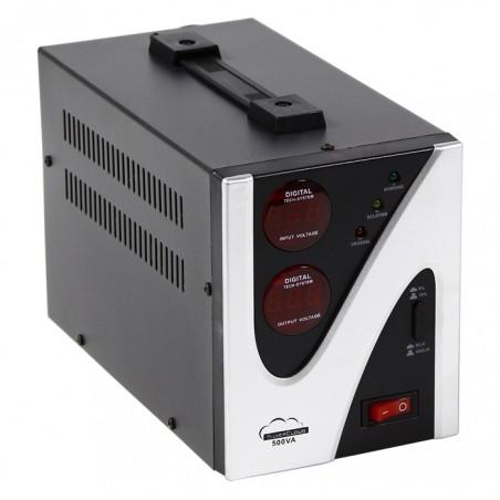 Стабилизатор напряжения SD 500VA Silver Cloud