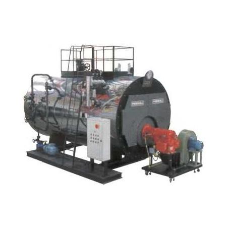 Generatoare de abur de medie presiune cu trei drumuri de fum VAPOREX 3 G 12/15 bar