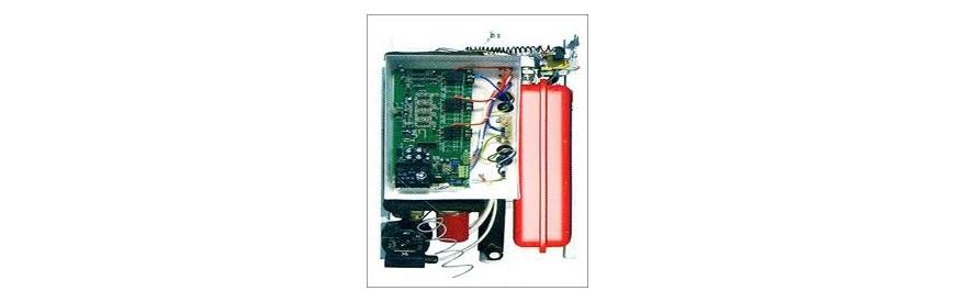 Электрические котлы и Газовые колонки